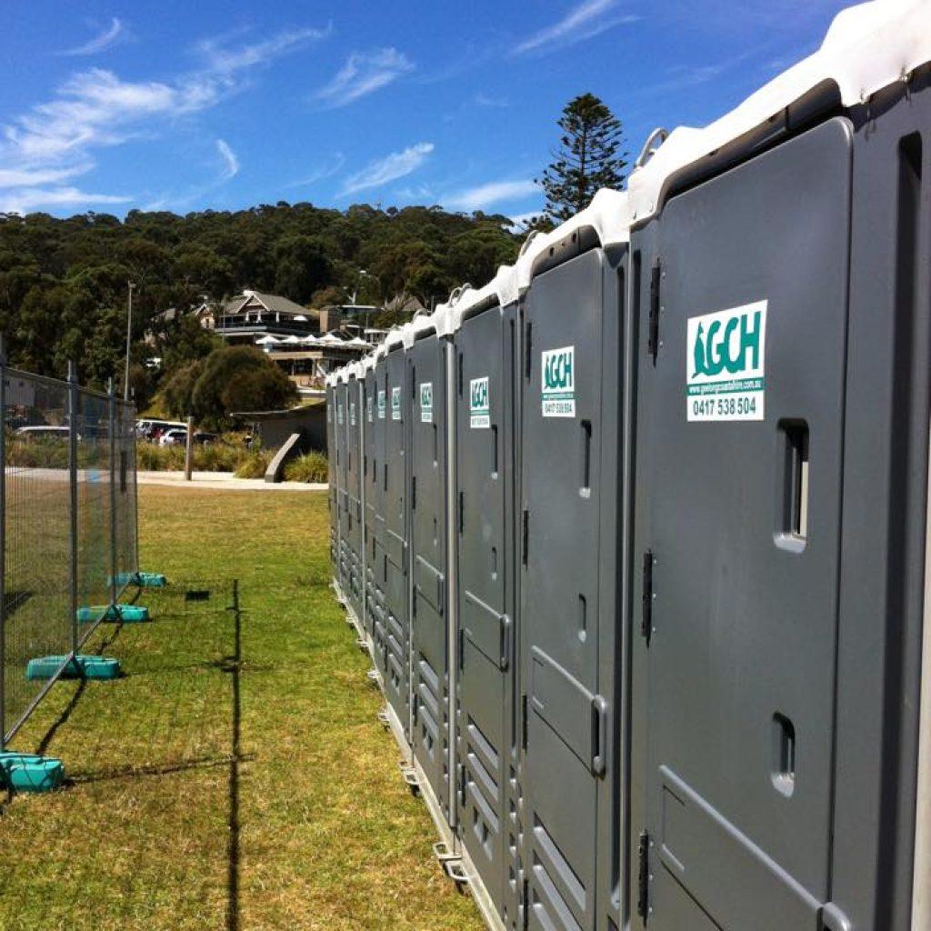 Portable Toilet Hire – Geelong Coastal Hire