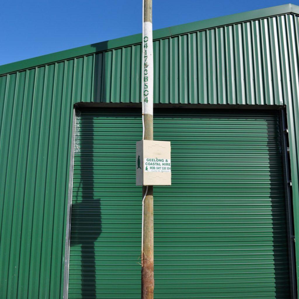 Power Poles – Geelong Coastal Hire